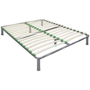 Каркас кровати с ламелями под матрас