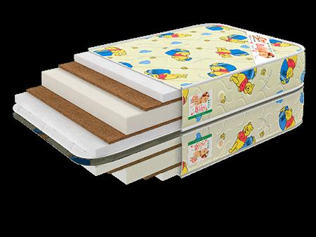 Купить детский матрас в кроватку