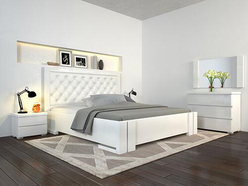 Кровать Амбер без ПМ